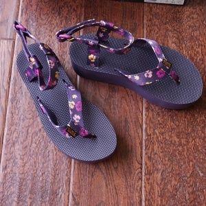 788419d618d6e8 Teva Flatform sandals